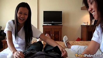 Trikepatrol Care Givers In Training Share Big Foreign Dick