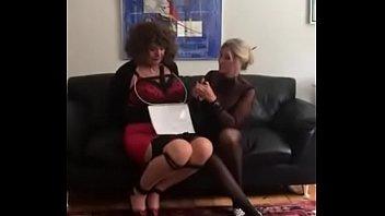 Dizzy Trained To Suck By Mistress!