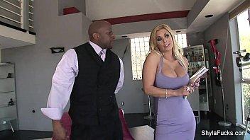 Shyla Stylez Takes A Big Cock video