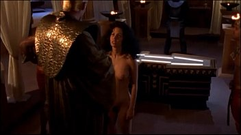 Stargate Sg1 Apophis And Sha're.