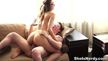 She Is Nerdy - Fucked according to Freud Ananta Shakti teen porn Vorschaubild