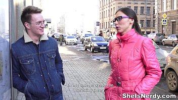 She Is Nerdy - Fucked According To Freud Ananta Shakti Teen Porn