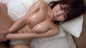 Gonzo with a beautiful Chick with big tits and big ass. She works at a maid cafe. She is the most erotic breast physics missionary position in the world.