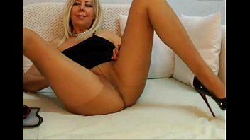 hot milf playing pussy in sexy high heels - see more MYFREESEXYCAMS.COM