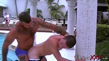 Fort lauderdale gay porn stars Muscular ray dalton fucks colton seudes raw tight ass