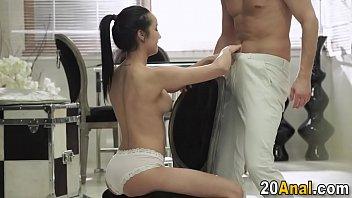 Busty sluts butt pounded