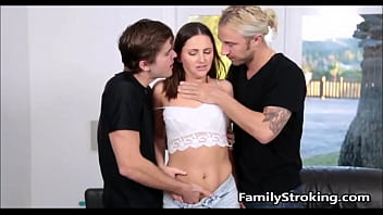 Teen Step Sister Gets Punish Fucked By Both Her Brothers - FamilyStroking.com Vorschaubild