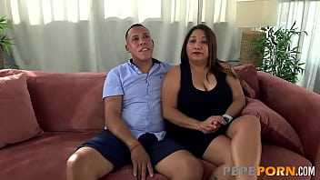 I want you to see how I bang my busty latina MILF wife!
