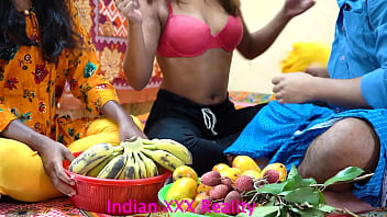 Fucked My Two Sister In Our Father's Fruit Shop. | Hindi Dirty Talks | INDIAN XXX REALITY