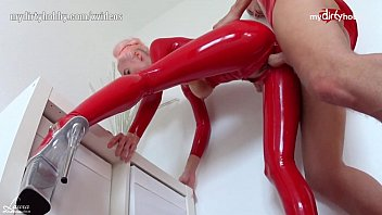 Lovely latex babes My dirty hobby lauraparadise is a skinny sexy bitch