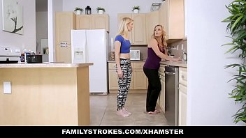 Hot Sister And Mom Tricked And Fucked - www.realxvideo.com thumbnail