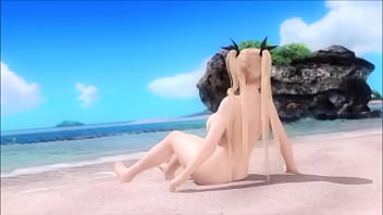DOA Girls Private Beach Paradise [UPDATED]
