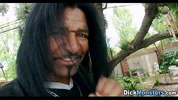 Huge Black Chocolate Stick 13