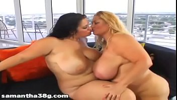 Samantha 38G and Brandy Ryder