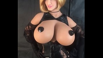 170cm sex doll (Lydia) with huge boobs for fucking 99 sec