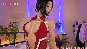 MHAcademia: Big dick for Momo anal AliceBong cosplay
