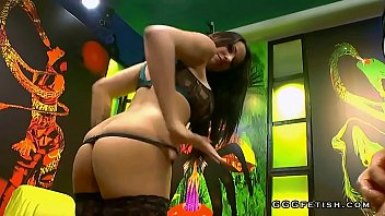 Busty jolee lov e gets cums and anal in gangba  anal in gangbang actions