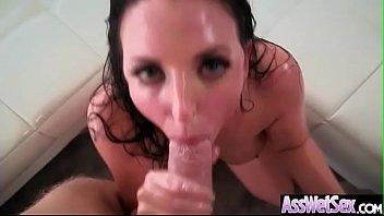 Round Big Ass Girl (Angela White) Enjoy Deep Hardcore Anal Intercorse Mov-05