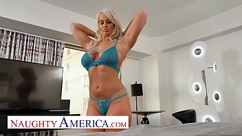 Naughty America - London River needs some COCK!!! thumbnail