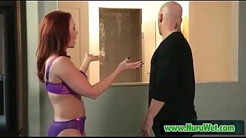 Second Hand Nuru (Derrick Pierce & Janet Mason) nuru video-01