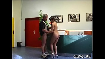 Dink is good for a good playsome brunette cutie Lisa's blowjob
