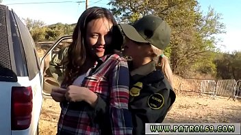 Police arrest naked girl xxx Agents Smith and Ackerman were out on
