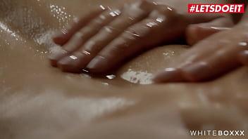 LETSDOEIT - #Alyssia Kent #Alyssa Reece #Lutro - Teasing Sexy Babes Are Sharing Cock In Hot Threeway