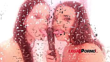 Aysha Rogue & Alice Nice anal foursome - both sluts DP'ed hard SZ603 Vorschaubild