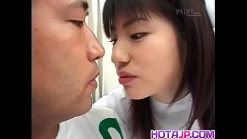 Saki Mutoh nurse has hairy slit fucked with cock and sex toys - More at hotajp com