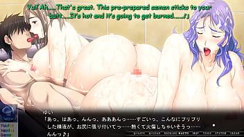 Kyonyuu Hitozuma Onna Kyoushi Saimin - Translate Eng, part 26.