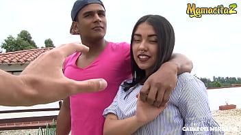 MAMACITAZ - #Juliana Restrepo #Alex Moreno - Big Booty Sexy Latina Takes It Hard From Behind