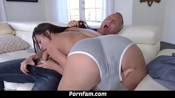 My Hot Step Daughter its a Slut with Me