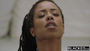 BLACKED Black woman introduces white girl to BBC