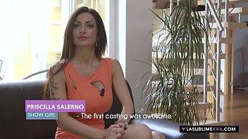 LaSublimeXXX Il Ritorno di Priscilla Salerno Ep.05 Documentario Porno thumbnail