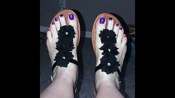 White Women Feet (WWF) Presents Dallas Heels: All American Goddess