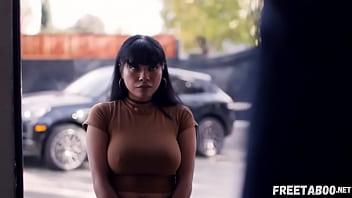 Desperate Maid Submits To Sadistic Boss's Every Sexual Desire! Aryana Amatista - Full Scene On FreeTaboo.Net