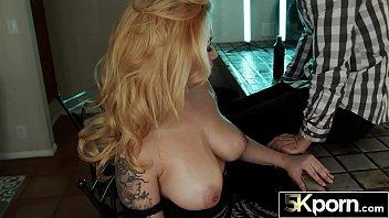 5KPORN - Big Tittied Teen Latina Creampie