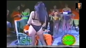 Denise Ramos, Nilza Monteiro, Nubia Oliver & Solange Gomes strip Ponto a Ponto
