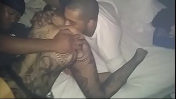 Threesome With 2 Big Black Dick N. Dicking Down My Pussy And My Face, Deep Throats And Wet Pussy At The Motel 6