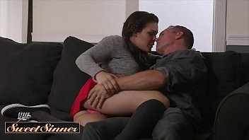 Daddy has a schoolgir stepdaughterl fetish - Sweet Sinner 10分钟