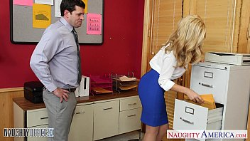 Preston manor home for adults Busty blonde gemma jolie gets nailed in the office