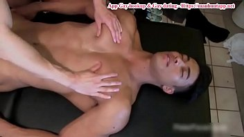 Cute Young Stepson Is Tied Up By Stepdad With His Uncle 6分钟