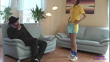 Sesso anale a casa del Boss del Quartiere 46 con Zerba