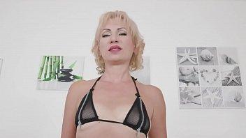 Kinky interracial DP with milf slut Ketti KS138