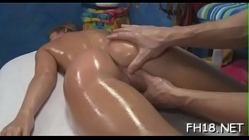 Those 3 girls fucked hard by their masseur after getting a soothing rubdown