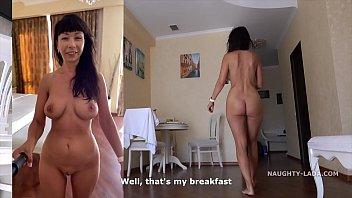 Room service. My today's breakfast
