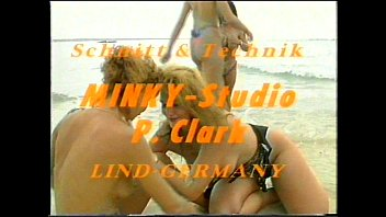 Sand in der Pussy- Tiziana Redford aka Gina Colany 14 min