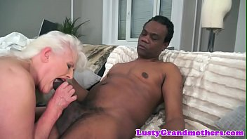 Bigtit grandma jizzed in mouth by bbc