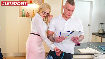 Female teacher fuck student - Letsdoeit - busty teacher teach stud with big cock