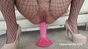 Monsters of TAP Julia Red gets Balls Deep DAP, TP, TAP, Gapes, Creampie Swallow GIO1007